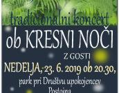 Tradicionalni koncert ob kresni noči