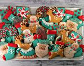 Božična pekarnica za otroke