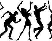 Ura prostega plesa, free dance z Dunjo Močnik