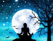 Meditacija ob polni luni
