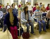 Transmisijska meditacija in predstavitev