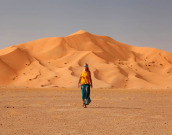 Potopisno predavanje Luka Poznič: Oman