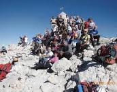 Pohod na Triglav z treningom in motivacijo za osvojit vrh Slovenije