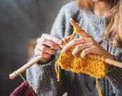 ročna dela - pletenje in kvačkanje